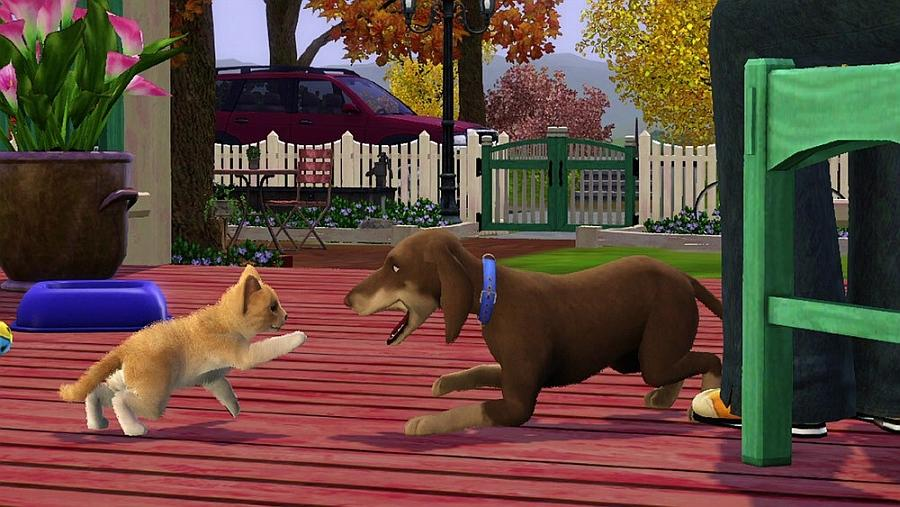 The Sims 3 - Pets (Addon) Screenshot 1