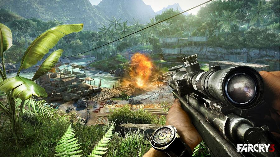 Buy Far Cry 3, The Island Paradise Shooter