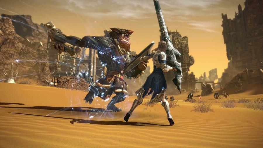 TERA Key Screenshot 1