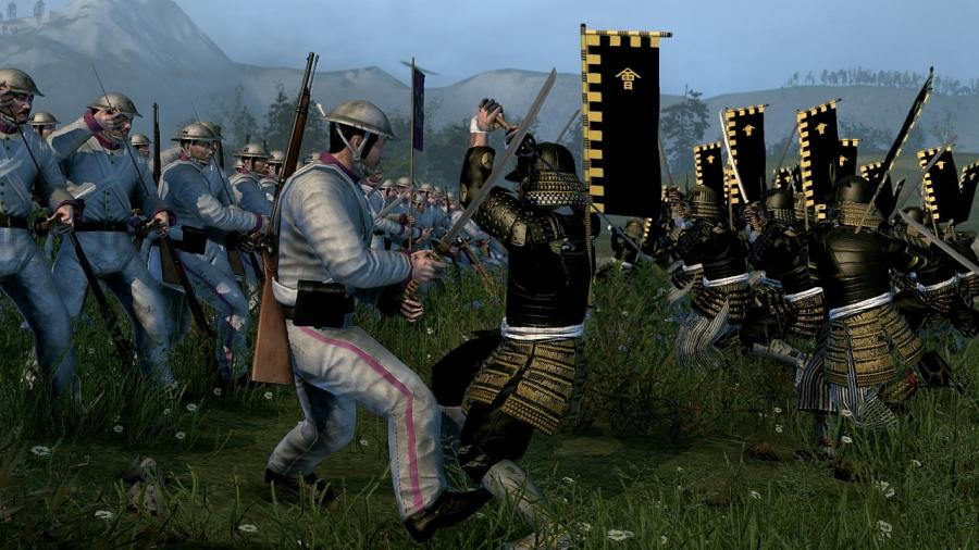 Total War: Shogun 2 - Fall of the Samurai Screenshot 1