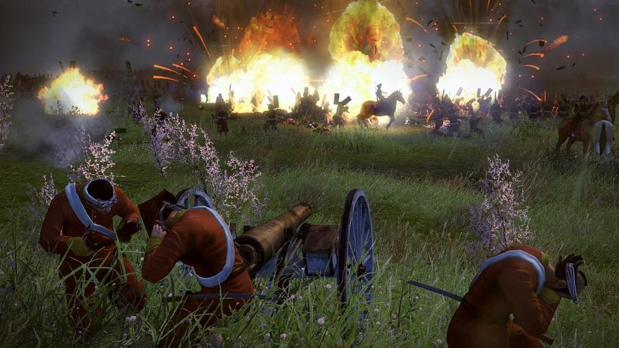 Total War: Shogun 2 - Fall of the Samurai Screenshot 4