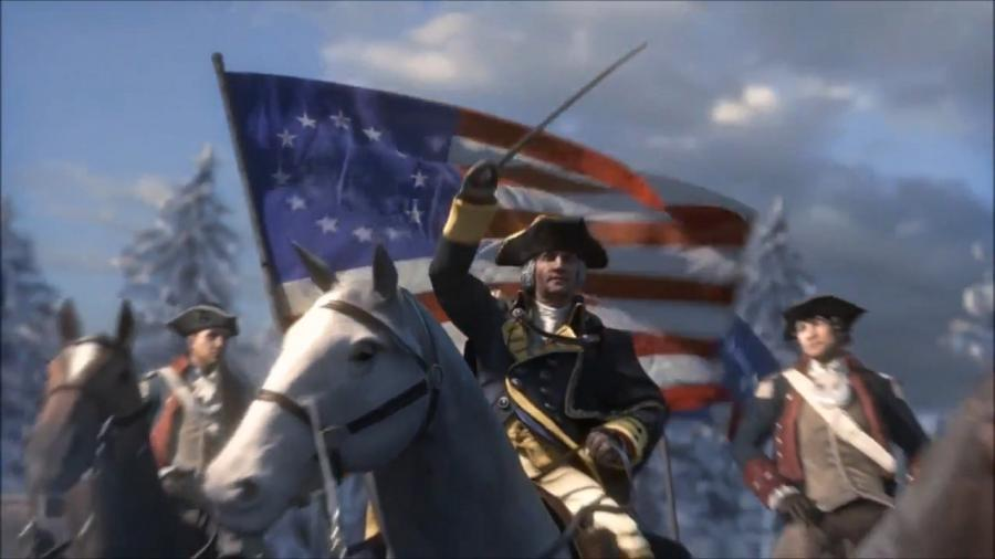 Assassin's Creed 3 Screenshot 8
