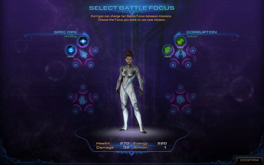 Starcraft 2: Heart of the Swarm (EU) Screenshot 7