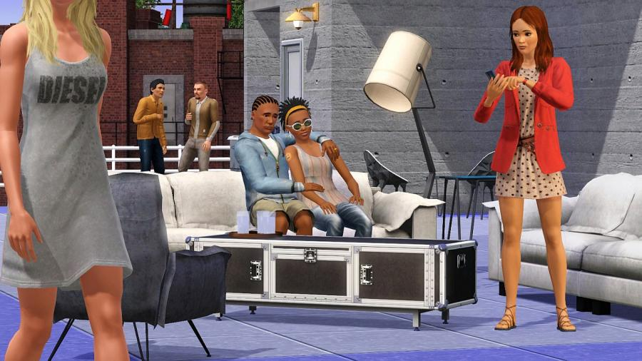 The Sims 3 - Diesel Stuff (Addon) Screenshot 2