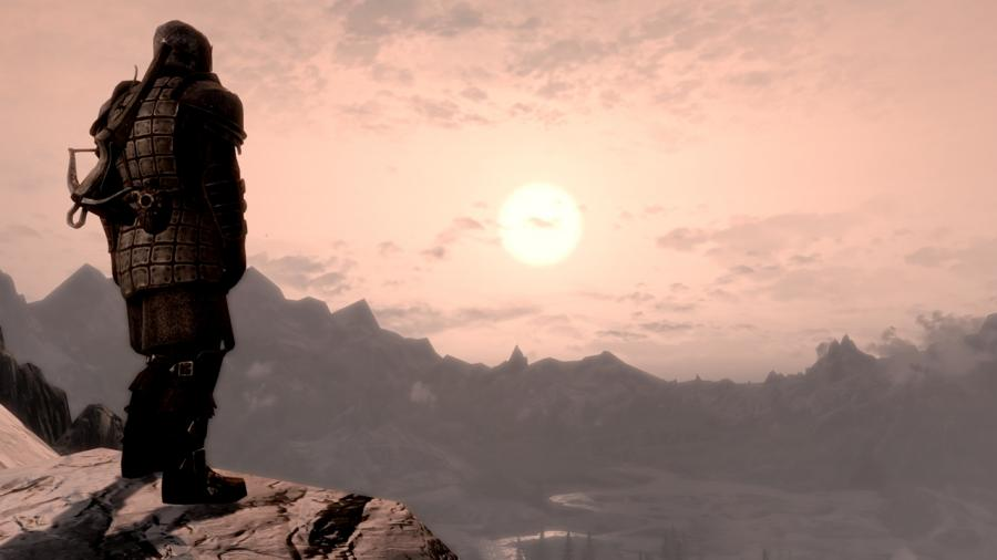 The Elder Scrolls V: Skyrim - Dawnguard (Addon) Screenshot 10