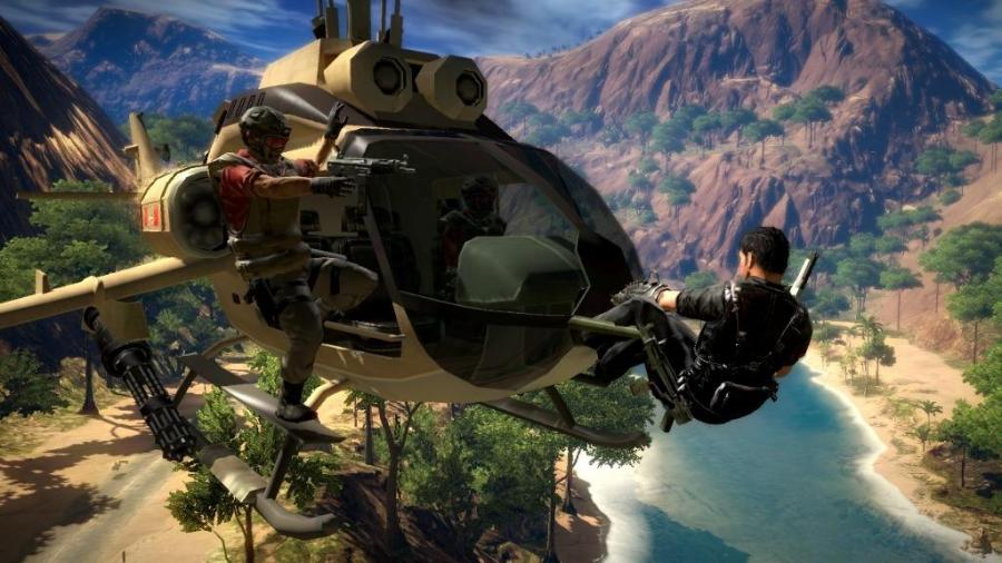 Just Cause 2 Screenshot 4