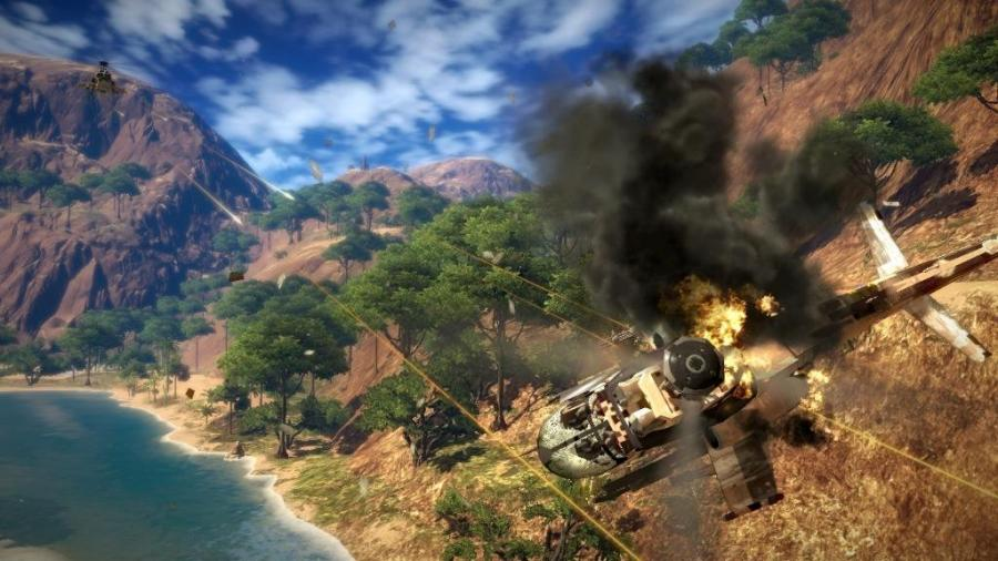 Just Cause 2 Screenshot 8