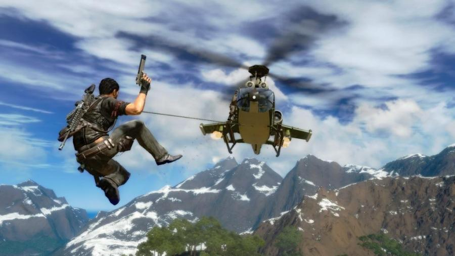 Just Cause 2 Screenshot 6
