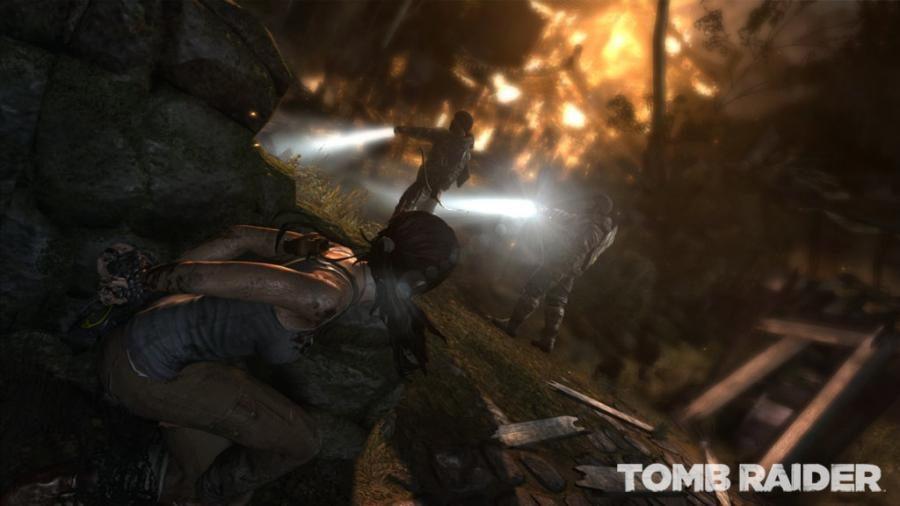 Tomb Raider Screenshot 4