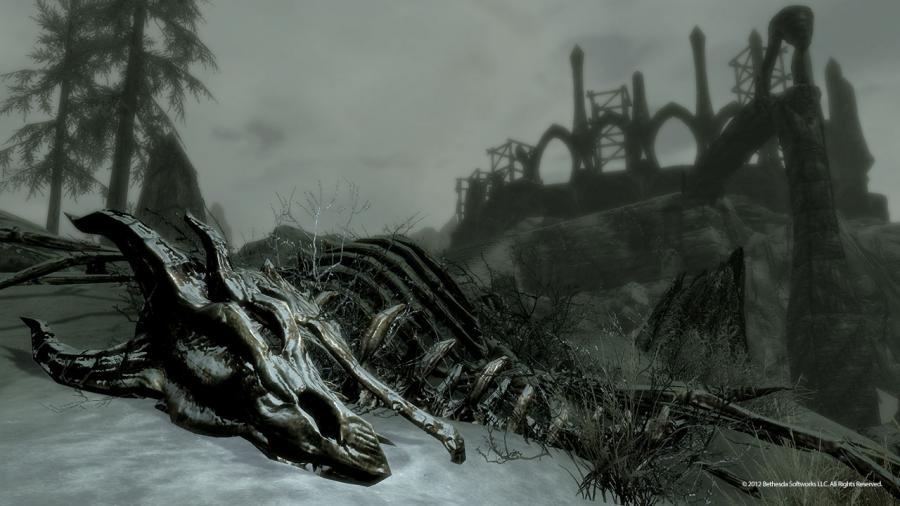 The Elder Scrolls V: Skyrim - Dragonborn Screenshot 7