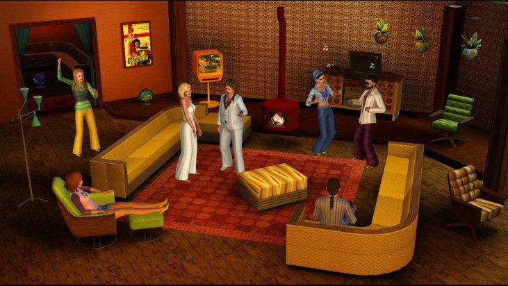 The Sims 3 - 70s, 80s and 90s Stuff (Addon) Screenshot 1