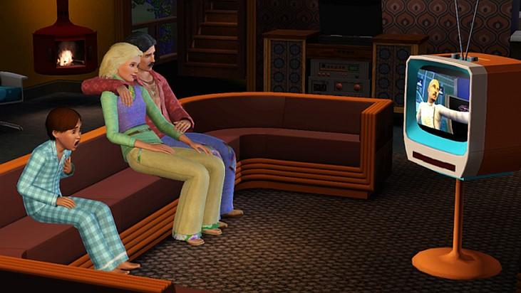 The Sims 3 - 70s, 80s and 90s Stuff (Addon) Screenshot 6