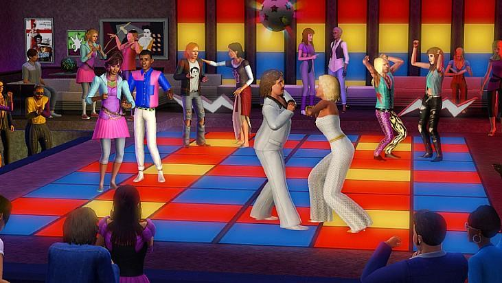 The Sims 3 - 70s, 80s and 90s Stuff (Addon) Screenshot 8