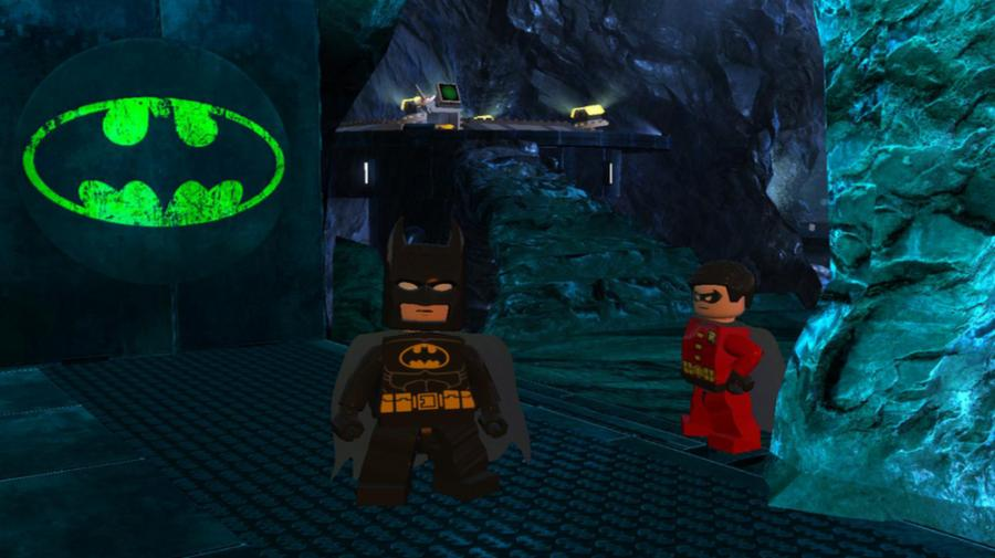 LEGO Batman 2 - DC Super Heroes Screenshot 2