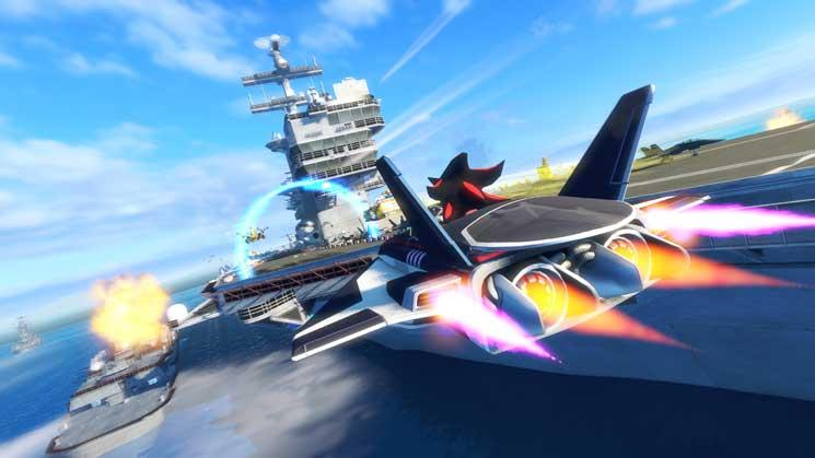 Sonic & SEGA All-Stars Racing Transformed Screenshot 7