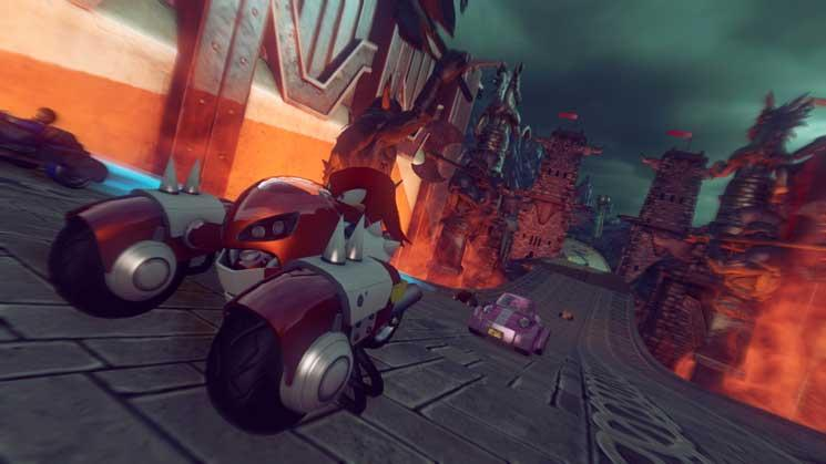 Sonic & SEGA All-Stars Racing Transformed Screenshot 5
