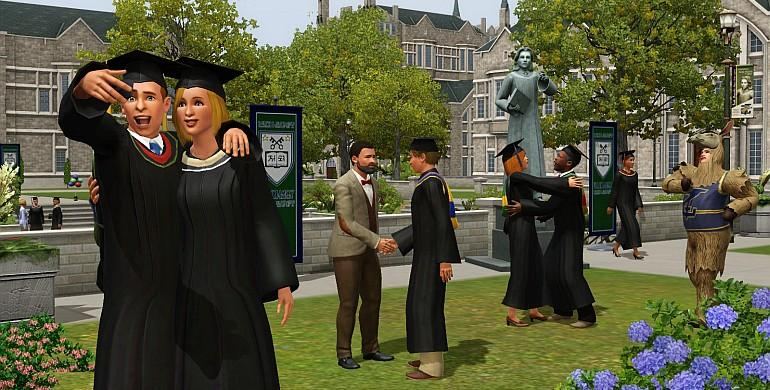 The Sims 3 - University Life (Addon) Screenshot 5