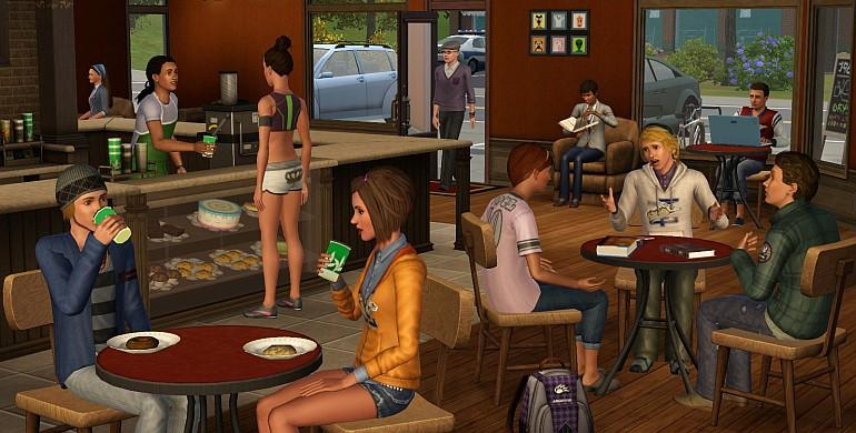 The Sims 3 - University Life (Addon) Screenshot 4