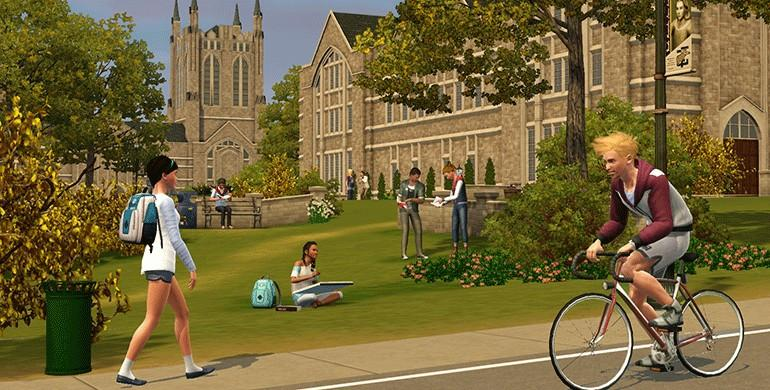 The Sims 3 - University Life (Addon) Screenshot 2