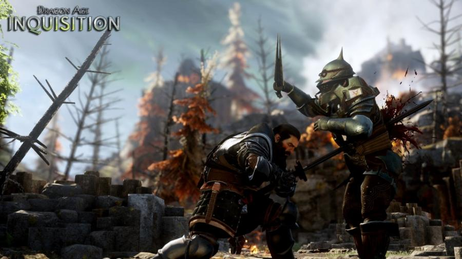 Dragon Age Inquisition Screenshot 1