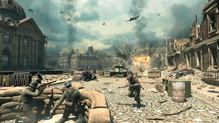 Sniper Elite V2 - High Command Edition Screenshot 8