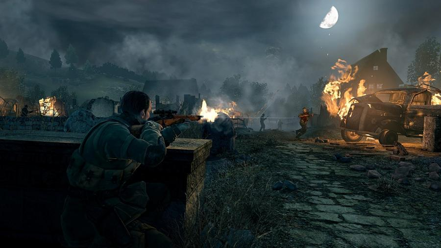 Sniper Elite V2 - High Command Edition Screenshot 3