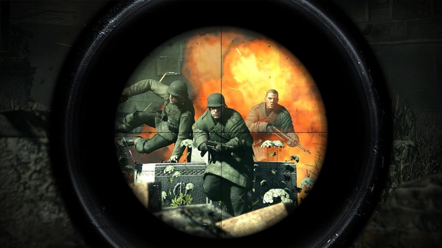 Sniper Elite V2 - High Command Edition Screenshot 1
