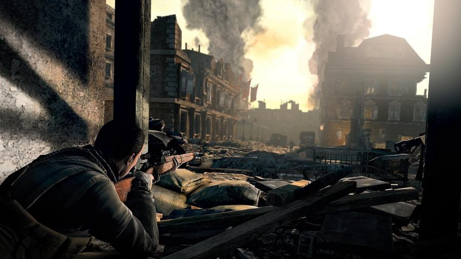 Sniper Elite V2 - High Command Edition Screenshot 10