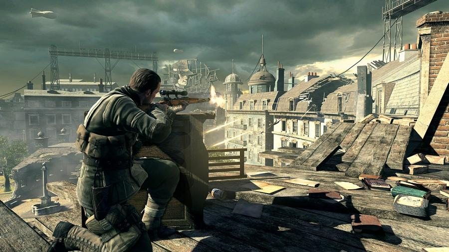 Sniper Elite V2 - High Command Edition Screenshot 4