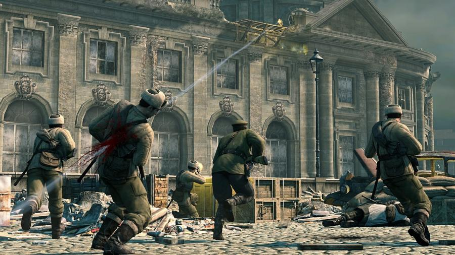 Sniper Elite V2 - High Command Edition Screenshot 5