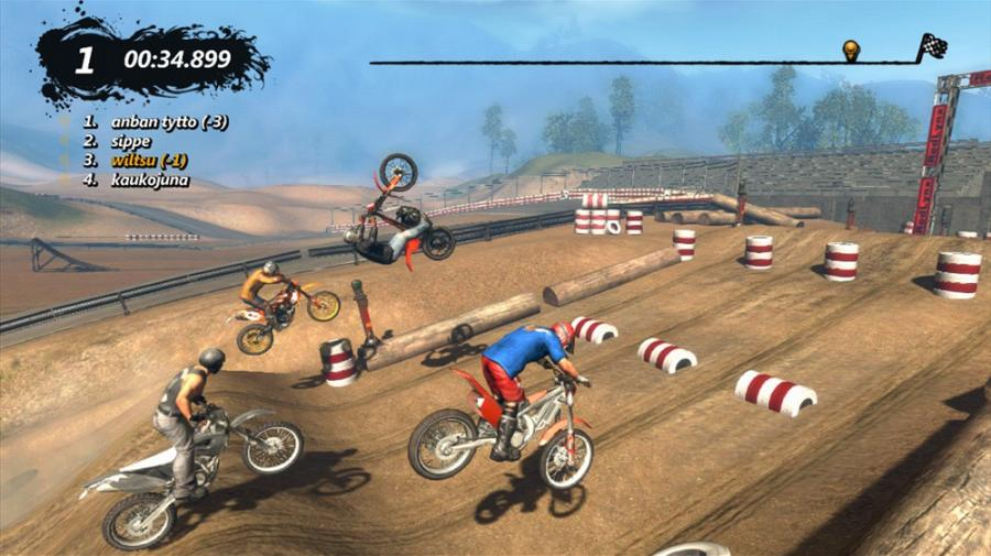 Trials Evolution - Gold Edition Screenshot 1