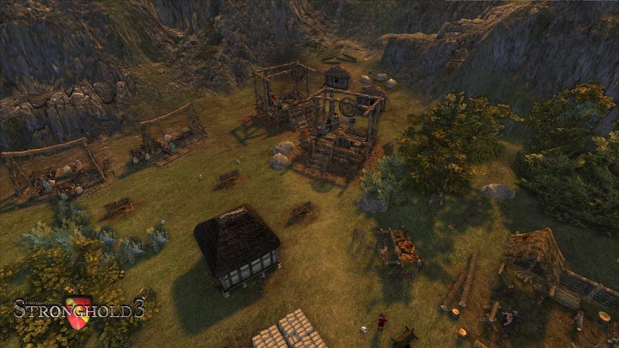 Stronghold 3 - Gold Edition Screenshot 4