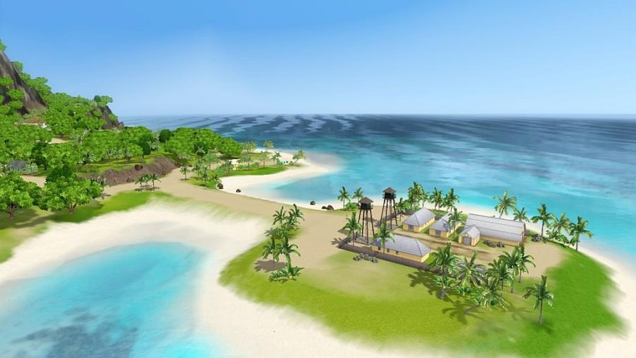 The Sims 3 - Island Paradise (Addon) Screenshot 2