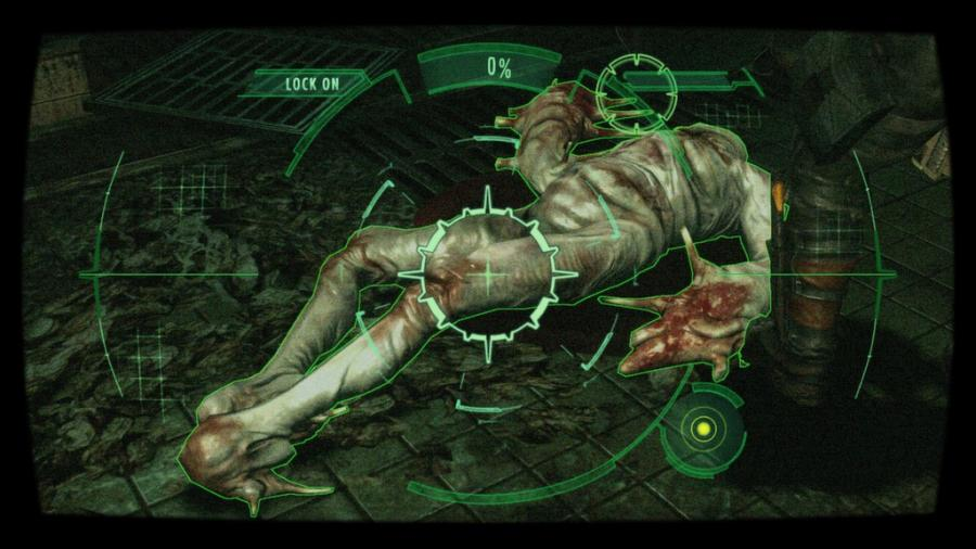 Resident Evil Revelations Screenshot 8