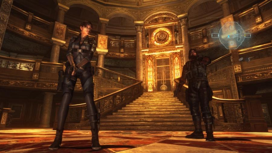 Resident Evil Revelations Screenshot 2