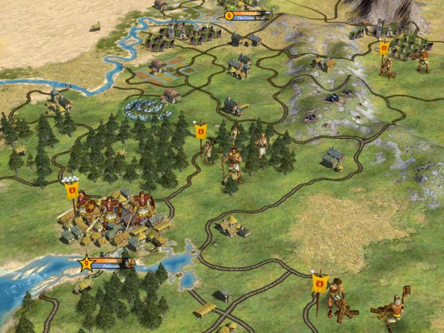 Civilization IV (4) - Complete Edition Screenshot 8