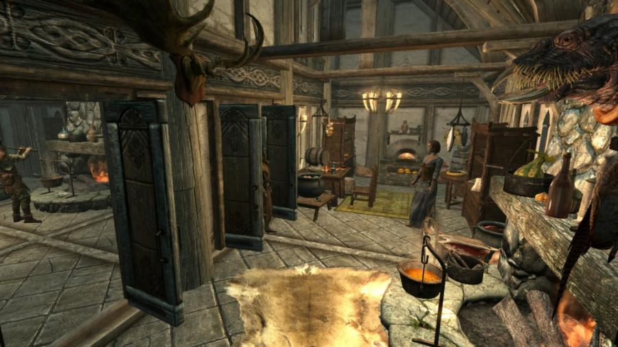The Elder Scrolls V: Skyrim - Hearthfire (Addon) Screenshot 3