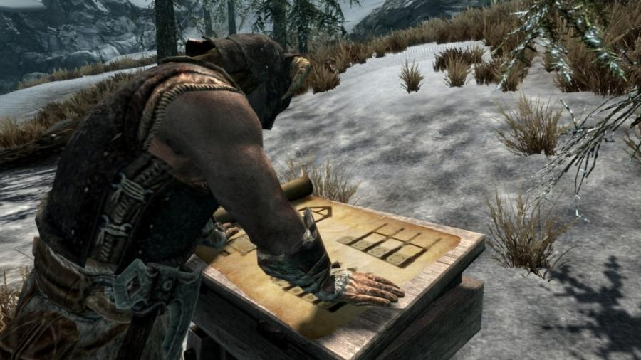 The Elder Scrolls V: Skyrim - Hearthfire (Addon) Screenshot 1