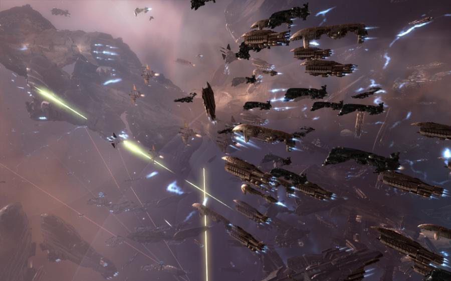 EVE Online - Gamecard 30 Days Screenshot 1
