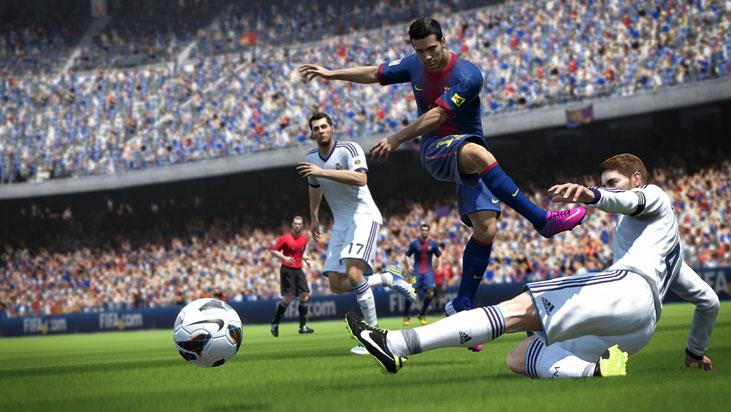 FIFA 14 Screenshot 7