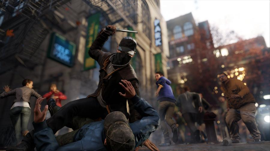Watch Dogs Screenshot 1