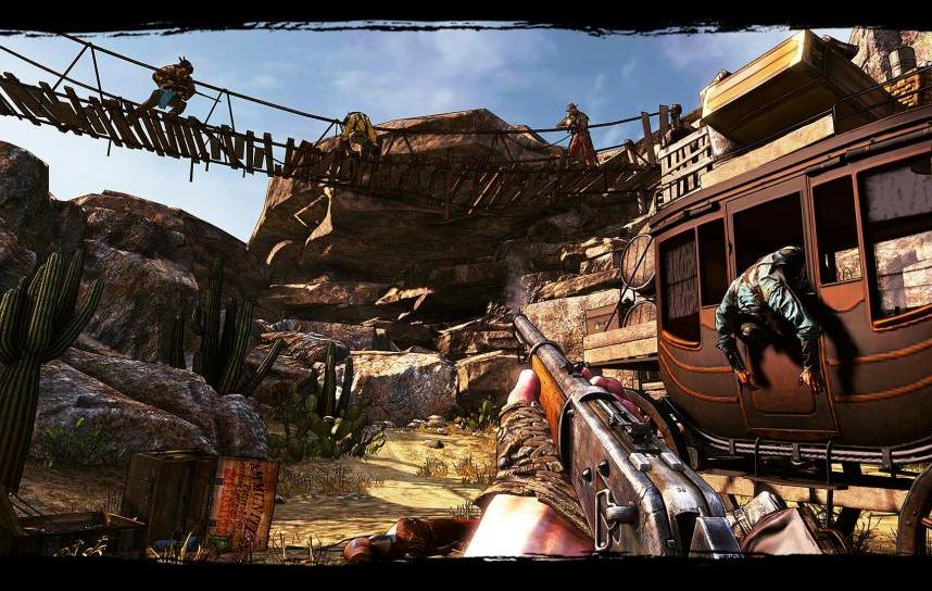 Call of Juarez Gunslinger Screenshot 5