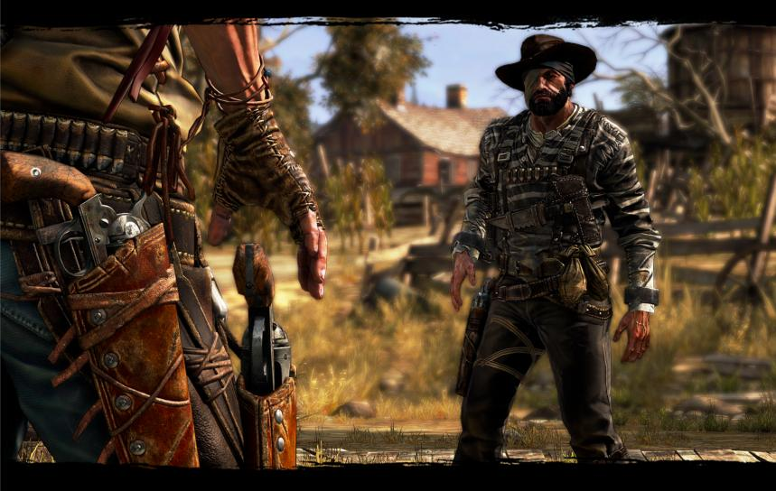 Call of Juarez Gunslinger Screenshot 7
