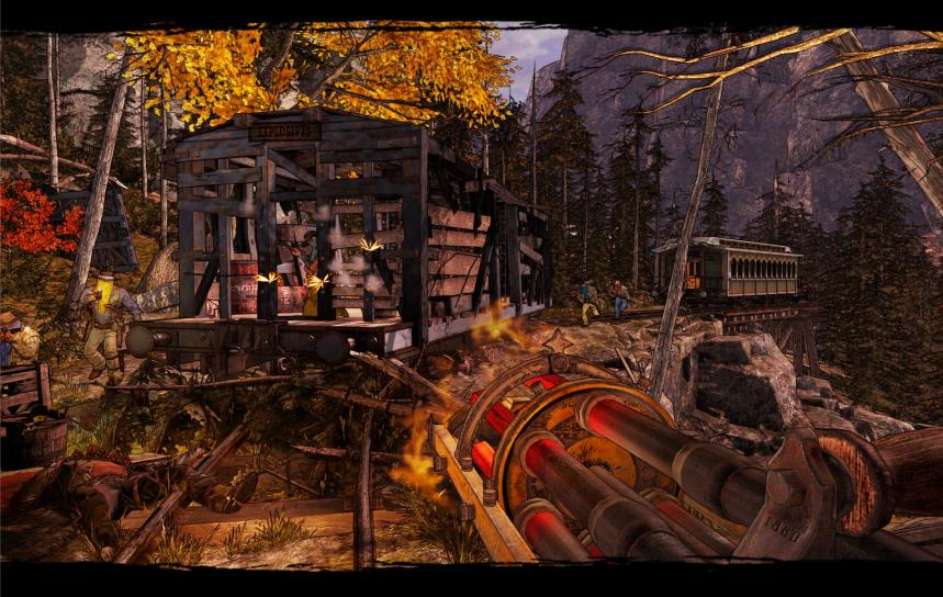 Call of Juarez Gunslinger Screenshot 8