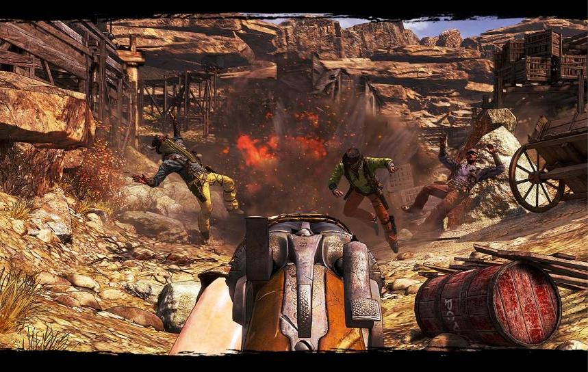 Call of Juarez Gunslinger Screenshot 3