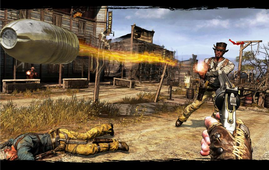 Call of Juarez Gunslinger Screenshot 6