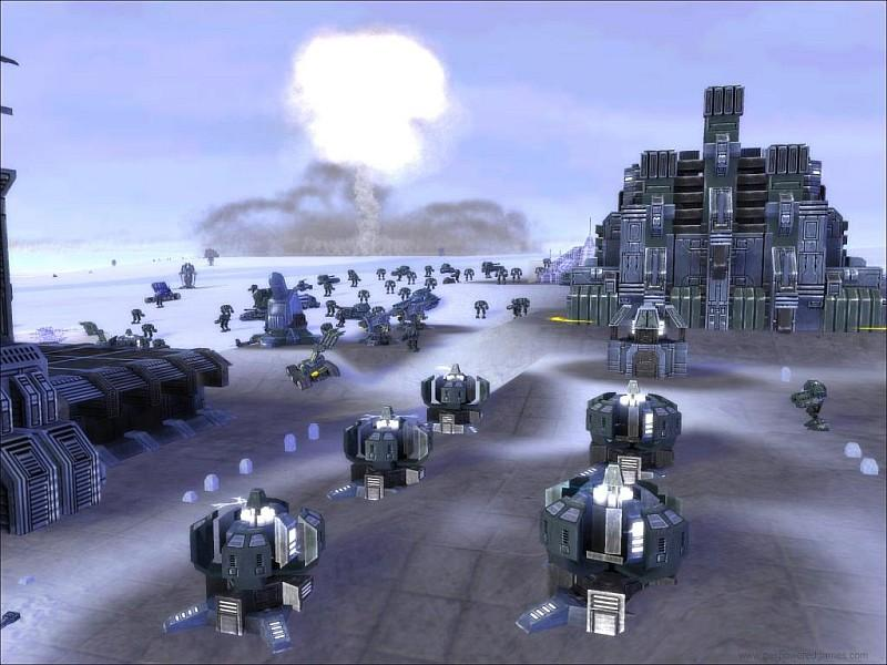 Supreme Commander Screenshot 8
