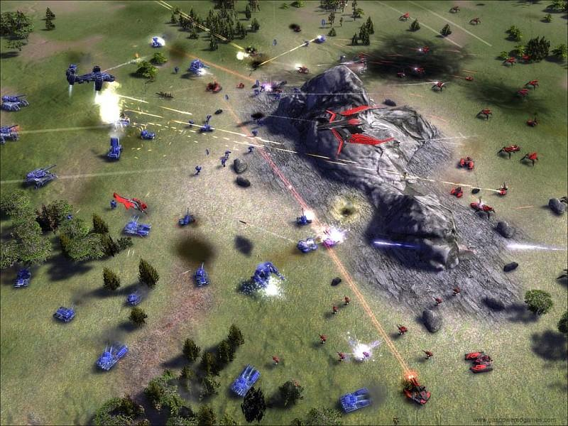 Supreme Commander Screenshot 7