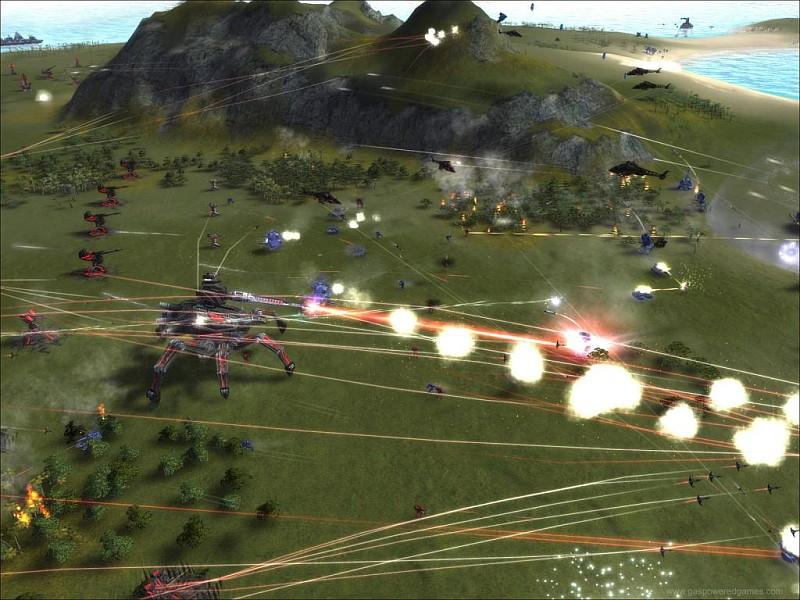Supreme Commander Screenshot 6