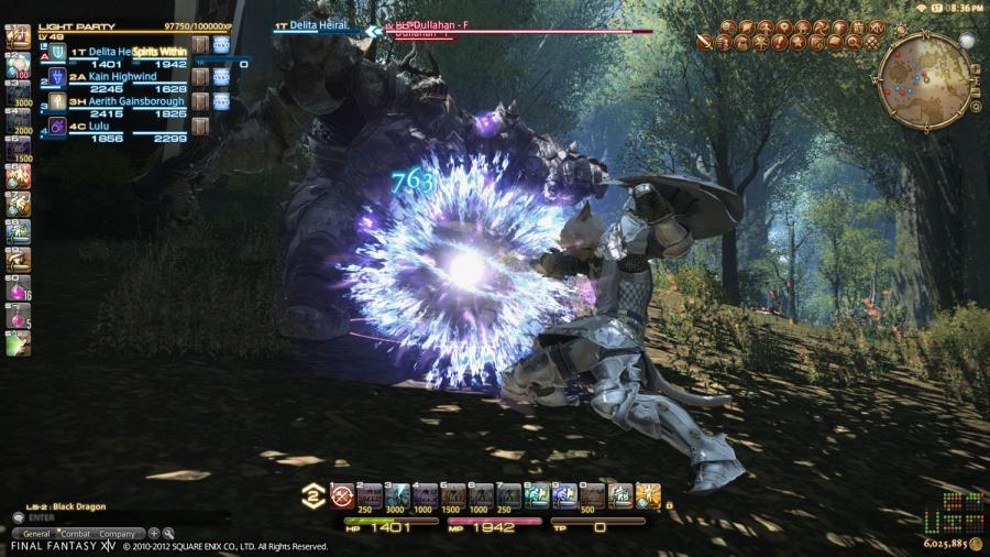 Final Fantasy XIV A Realm Reborn Screenshot 2